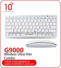 ultrathin slim 2.4G Wireless Mouse Keyboard, Alibaba in Spanish