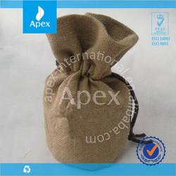 wholesale hemp bag drawstring