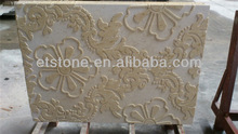 Round Marble and Granite Medallion Embossing Pattern