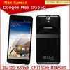 New doogee mtk6589t 2gb ram 32gb rom support OTG NFC doogee quad core mobile phone