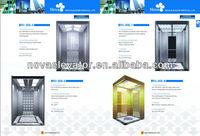 Small Machine Room Passenger Elevator, MRL Passenger Elevator