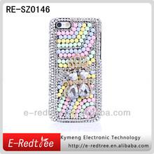 unique diamond mobile phone protective cases for samsung