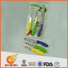 Fine workmanship kitchen tool ceramic fruit knife(KN14622)