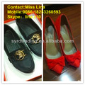utilizado en línea de zapatos damas en las tiendas de estados unidos