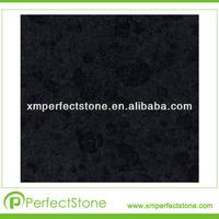 G684 black polished basalt & lava cut-to-size, paving tile