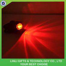 Red LED Power Beam Bike Light