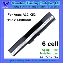 laptop battery for asus A31-K52 A32-K52 A41-K52