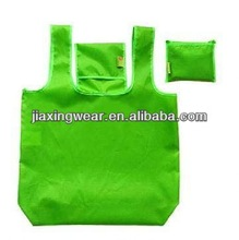 Hot sales zipper nylon tote bag for shopping and promotiom,good quality fast delivery