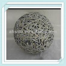 wire ball/rattan ball/craft ball