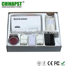 6 Wireless & 4 Wired Zones 850/900/1800/1900Mhz (Quad Band) Alarm Kits PST-GA2013Q