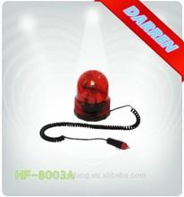 12v 24 Car Use Magnetic Rotating Traffic Warning Light Caution Light