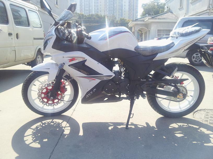 150cc sports bike racing motorcycle with EEC certificate