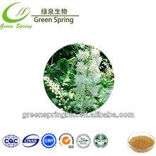 Herb medicine Natural 2.5% 5% 8% Triterpene Glycosides Black Cohosh Extract free samples
