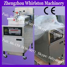 Deep fried chicken machine/ frying machine chicken