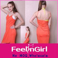 New Arrival Hot Sale Women Summer Swimwear Cover up Dress Sexy Cheap Beach Dresses for women