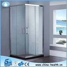 Hot sale frame shower room,double sliding shower door JK6405