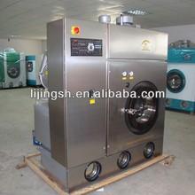 LJ Professional 6kg perc dry clean machine for garment