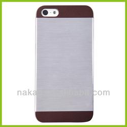 Aluminium PC cell phone cover for Iphone 5C