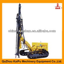 KAISHAN brand KY125 Crawler Rotary Jumbo Drilling Rig / soilmec drilling rig