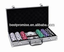300pcs poker set In Aluminum Case