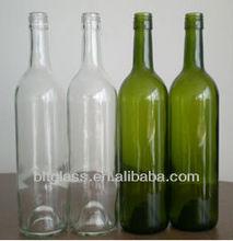 750ml glass unique alcohol bottles