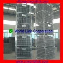 Heavy Duty Folding Storage Steel Cage