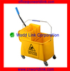 24L High Quality Plastic Super Mop Bucket