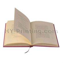 print casebound novel book
