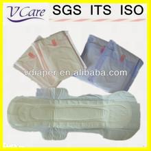 wholesales comfortable super absorption lady pad/ sanitary napkins
