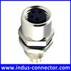 M8 ip67 4 pin automotive sensor connector