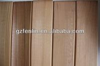 Sauna room use China factory spruce, hemlock, abachi, cedar sauna wood