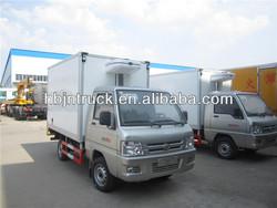 Forland mini cooling truck van