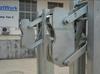 Industrial handling equipment forklift attachment morse drum lifter