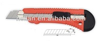 Economic Plastic Snap off Cutter Knife / Craft Knife