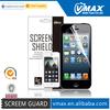 Professional For Apple iPhone 5 screen guard oem/odm (Anti-Glare)