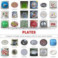 PVC PLAT wholesaler for Plate
