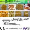Automatic Small Scale Raw Crispy Corn Flake Making Machine
