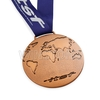 2014 ITSF World cup metal medal
