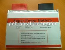 LiFePO4 Super 3.2V 200Ah Li-po Polymer battery cell for EV or storage