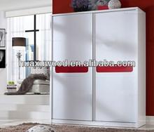 HX-MZ511 contamporary wooden girl's bedroom wardrobe