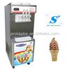 Air cooling frozen yogurt dispensing machine