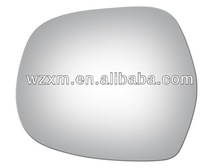 2003-2009 TOYOTA 4RUNNER DRIVER SIDE DROP FIT FLAT REPLACEMENT MIRROR GLASS