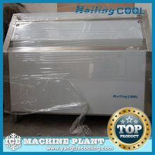 ice storage with rake / ice storage/ice bin/cold room
