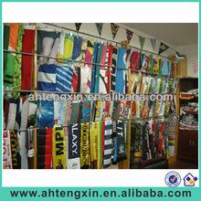 Banner pubblicitari bandiera, bandiera esterno, stringa di bandiera