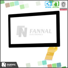 touchscreen alarm system multi-touch optical touch screen