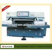 Program controlled QZYK1370 paper cutter