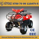 KINROAD XT50 70 90 110ATV-5/50cc quad(70cc quad/90cc quad) cheap atv for sale