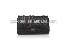2014 famous brand genuine leather bag lady handbag