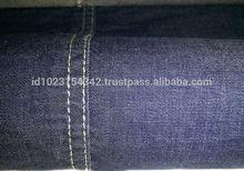 High Stretch Indigo Blue Denim 5 oz With Low Shrinkage