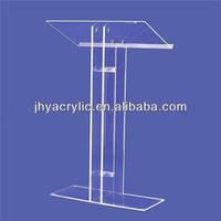 Design Of Acrylic Rostrum